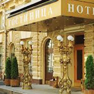 Гостиницы Гусь Хрустального