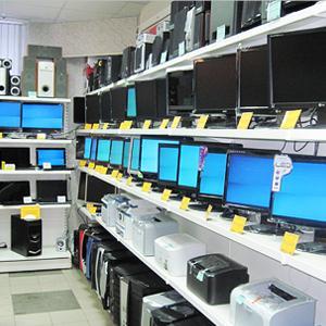 Компьютерные магазины Гусь Хрустального