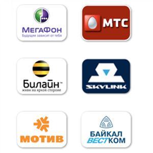 Операторы сотовой связи Гусь Хрустального