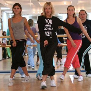 Школы танцев Гусь Хрустального