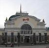 Железнодорожные вокзалы в Гусь Хрустальном