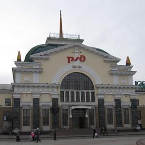Железнодорожные вокзалы Гусь Хрустального